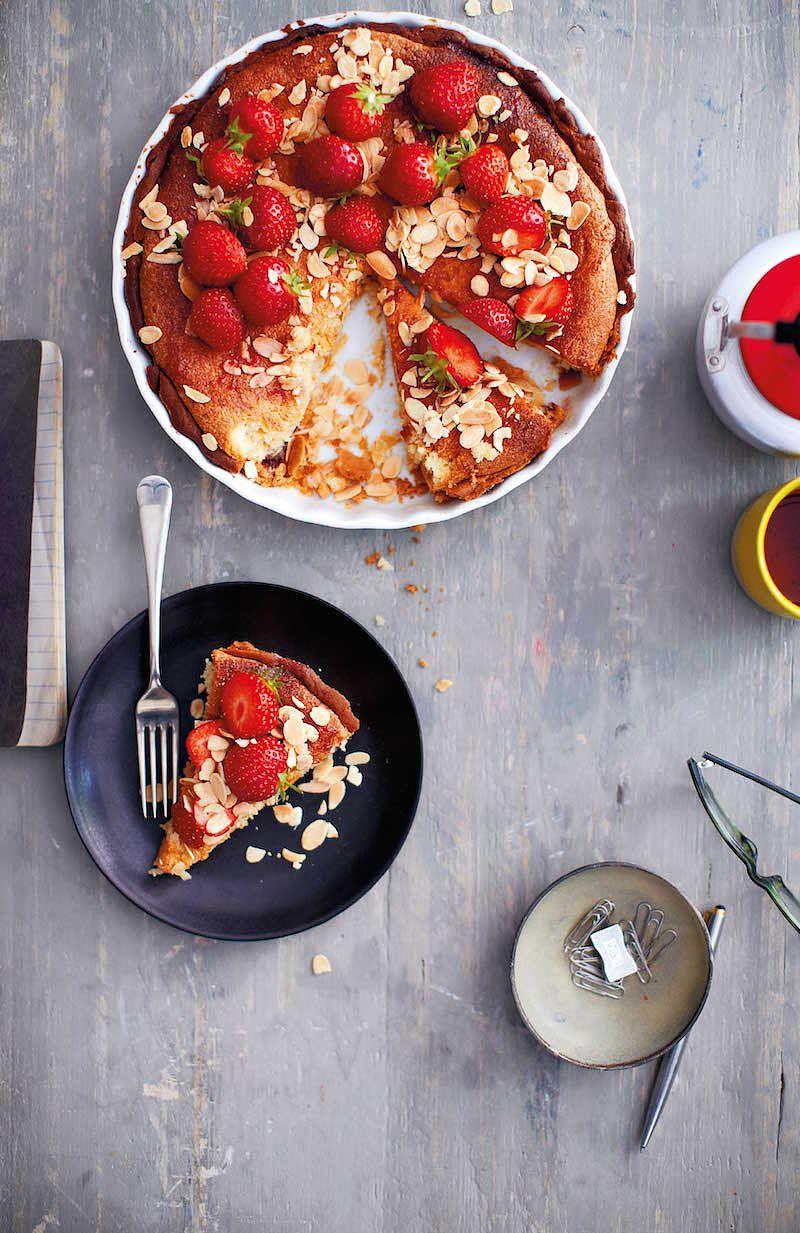 best barbecue desserts bbq desserts strawberry and almond tart ducksoup cookbook