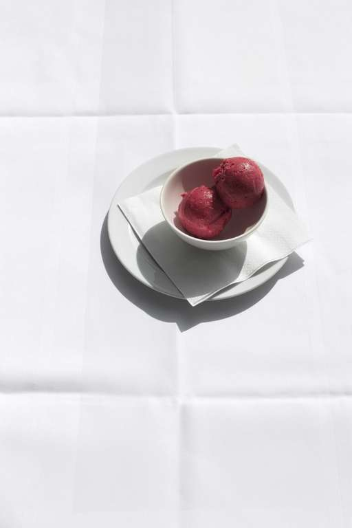 River Cafe Strawberry Sorbet