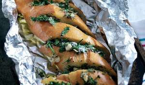 Herby Garlic Bread