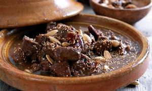 Tagine-inspired Lamb and Date Stew | One-pot Recipe