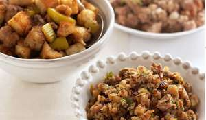 Traditional Pork, Sage & Onion Stuffing