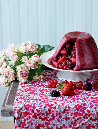Summer Pudding from Great British Puddings