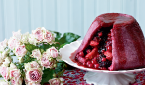 Summer Fruit Pudding Recipe | Classic Summer Dessert from Great British Puddings