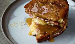 Ultimate Ham & Cheese Toastie | Easy Sandwich Recipe