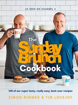 Cover of The Sunday Brunch Cookbook