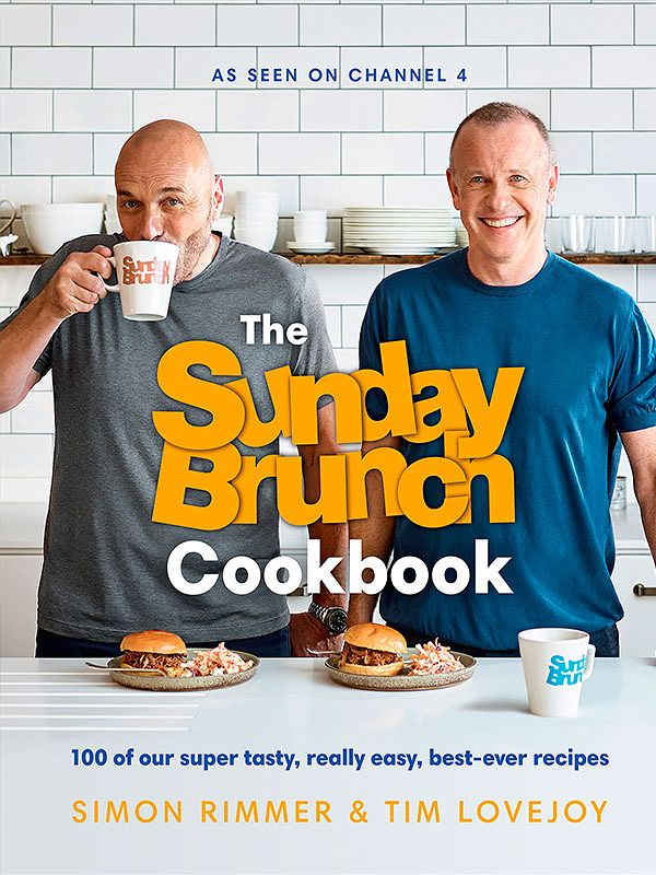Best cookbooks 2019 - 5, The Sunday Brunch cookbook