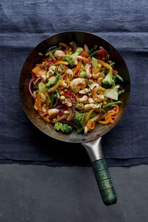 Eat Well For Less Super-quick Stir-fry