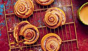 Swedish Cinnamandem Buns | Big Zuu's Big Eats | Dave
