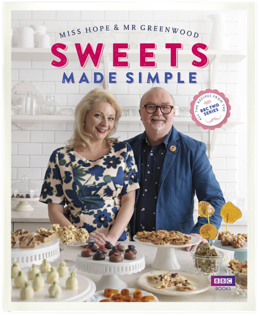 Cover of Hope and Greenwood: Sweets Made Simple