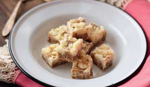Ginger Bread Latte Fudge (the fudge equivalent of wincyette pyjamas)