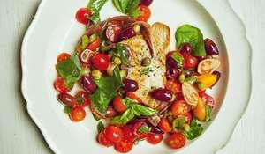 Swordfish Puttanesca | Italian Seafood Recipe