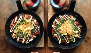 Okonomiyaki | Japanese-Inspired Pancake Recipe