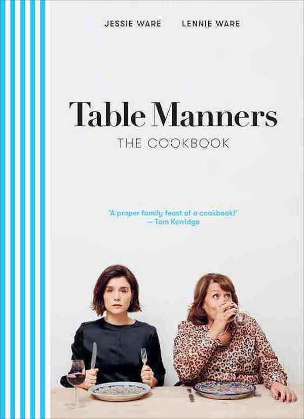 best cookbooks for mothers day table manners jessie ware
