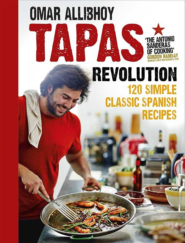 Tapas Revolution Book