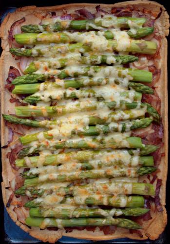 Asparagus Summer Tart