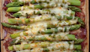 Seasonal Asparagus Tart Recipe for Spring & Summer | Mary McCartney