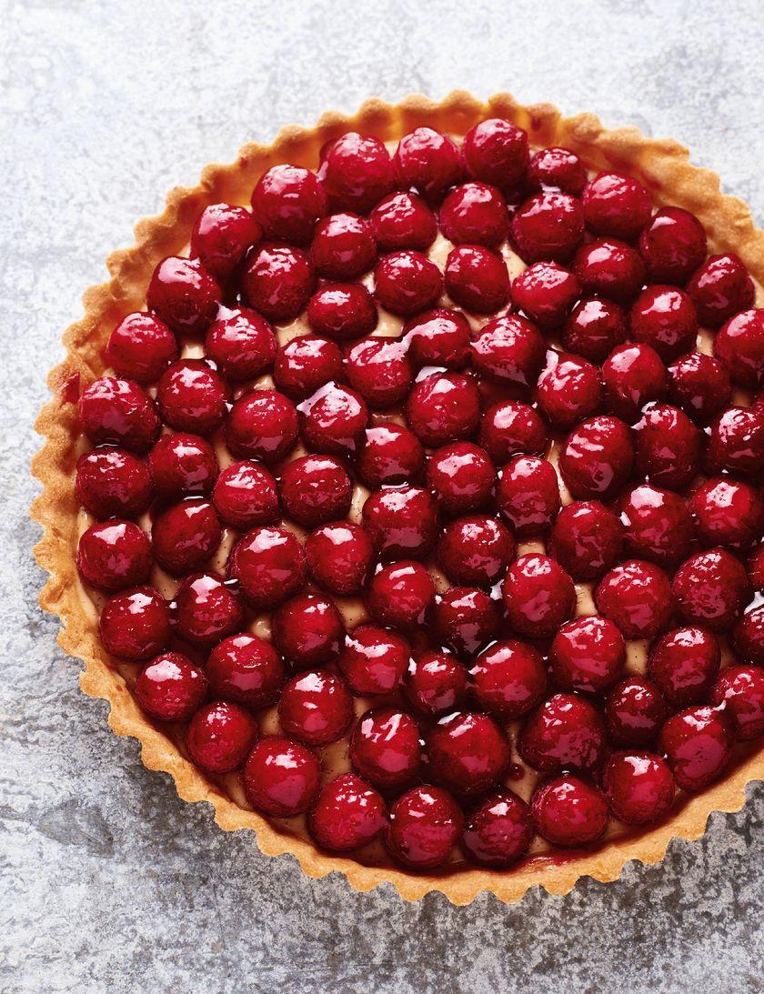 Rick Stein Classic French Raspberry Tart | Summer Dessert