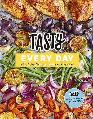 Cover of Tasty Every Day