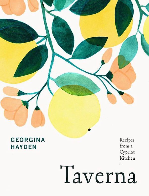 best cookbooks for mothers day taverna georgina hayden