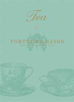 Cover of Tea at Fortnum & Mason