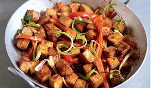 Teriyaki Tofu Stir-fry | Vegan Recipes