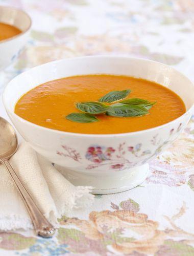Thai-Spiced Tomato Soup
