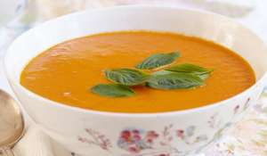 Thai-Spiced Tomato Soup