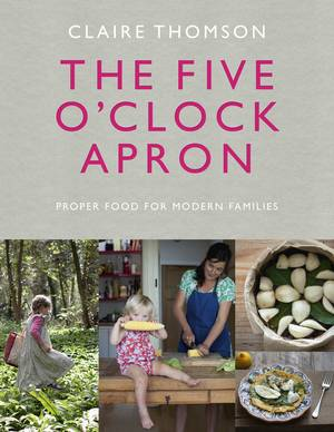 Cover of The Five O'Clock Apron