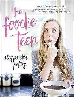 Cover of The Foodie Teen