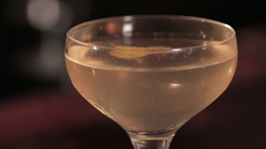 French 75 from Richard Godwin's The Spirits