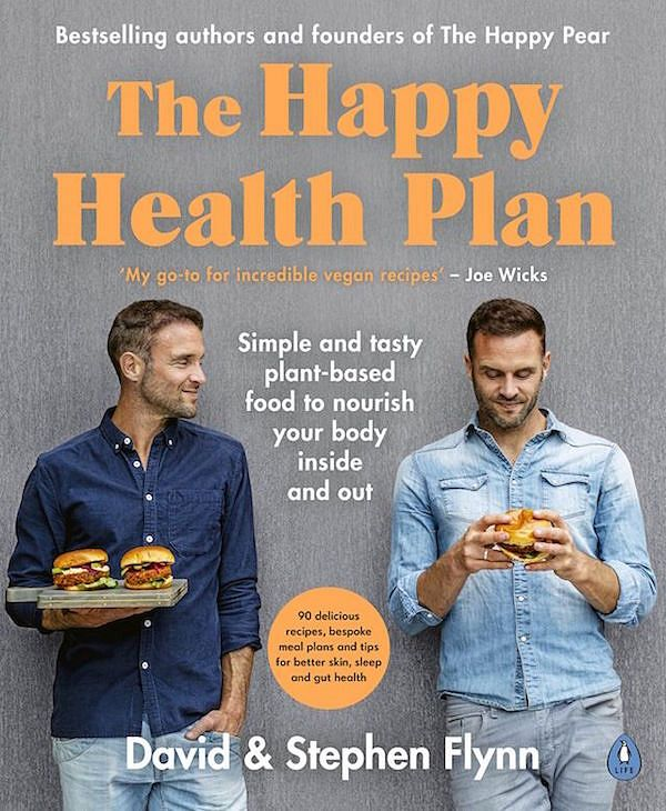 plant based cookbook the happy health plan the happy pear