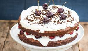 Black Forest Gâteau Recipe The Happy Pear