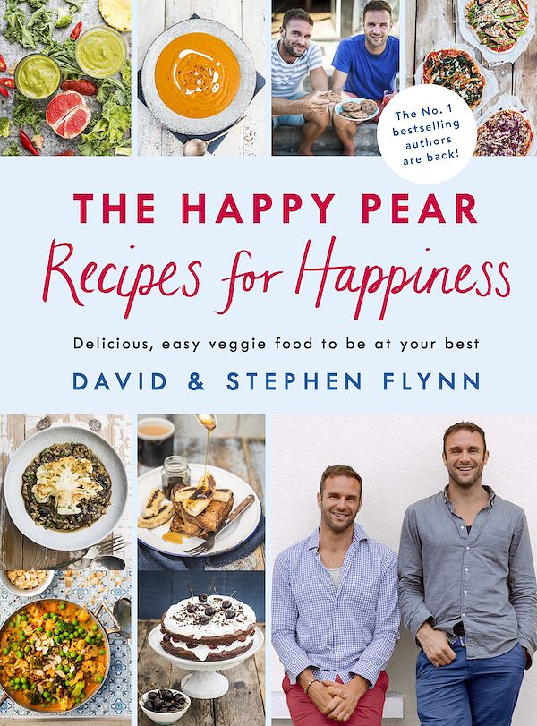 vegetarian cookbooks for beginners the happy pear recipes for happiness