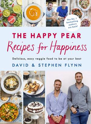 Cover of The Happy Pear: Recipes for Happiness