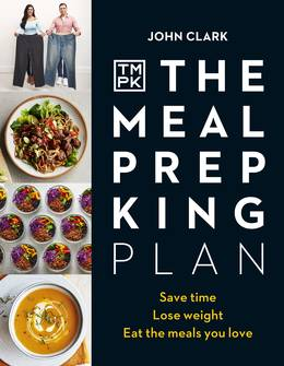 Cover of The Meal Prep King Plan