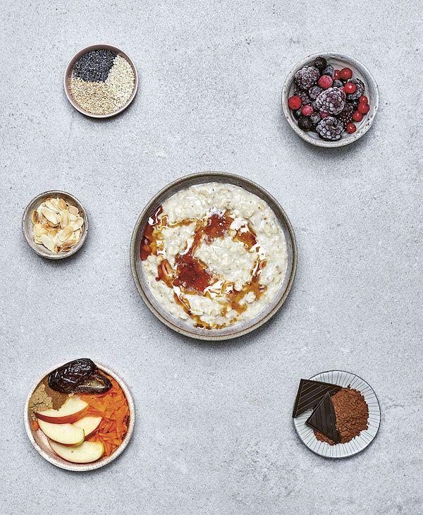 The Plant Power Doctor Breakfast Porridge