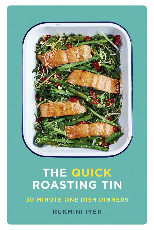 Best cookbooks 2019 - 6, The Quick Roasting Tin cookbook