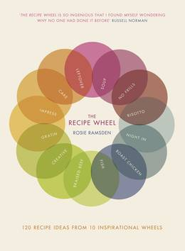 Cover of The Recipe Wheel
