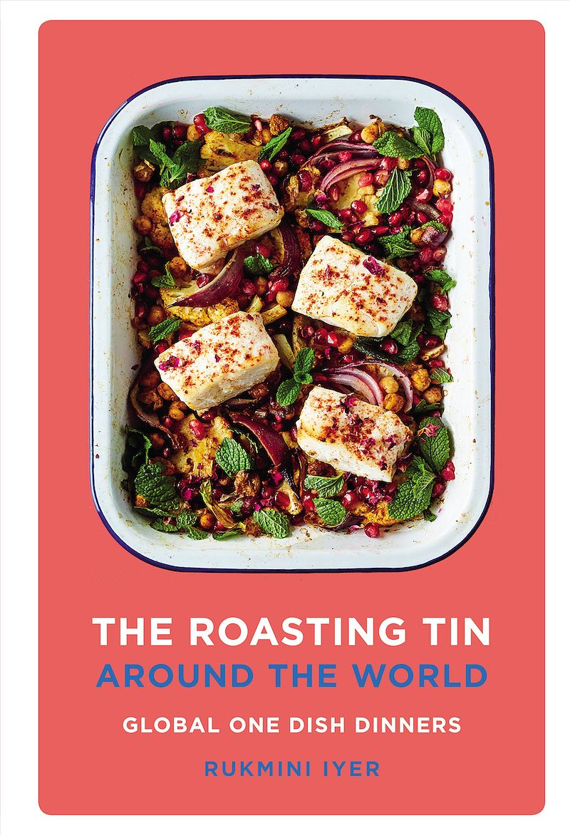 best cookbooks 2020 the roasting tin around the world rukmini iyer