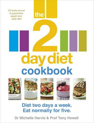 Cover of The 2-Day Diet Cookbook