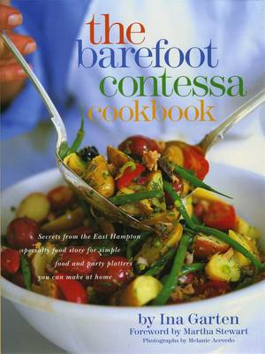 Cover of The Barefoot Contessa Cookbook
