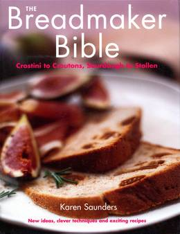 Cover of The Breadmaker Bible