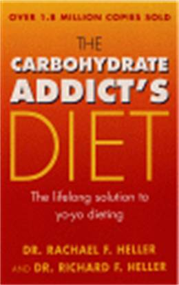 Cover of The Carbohydrate Addict's Diet Book