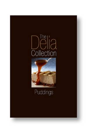 Cover of The Delia Collection: Puddings