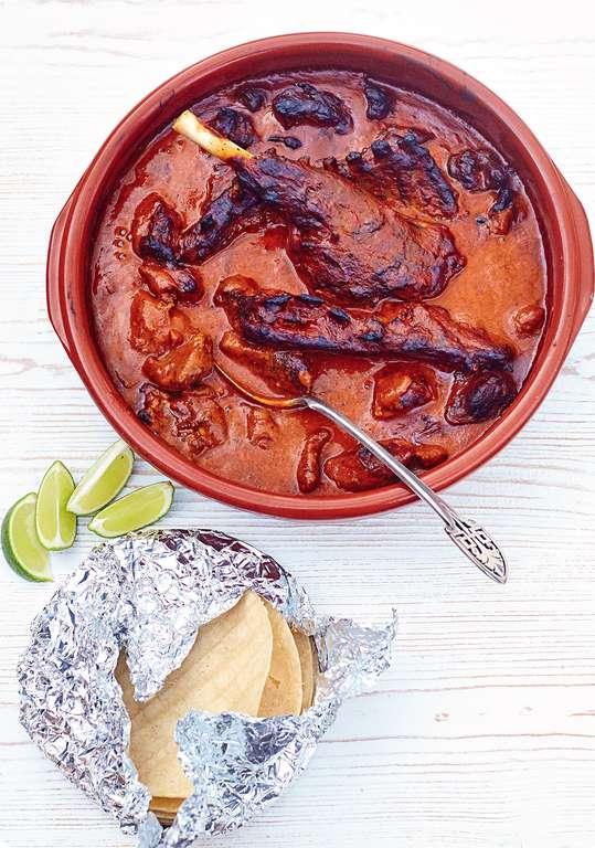 Birria (Chilli Goat Stew)