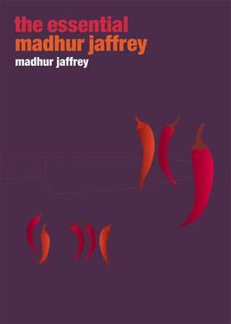 Cover of The Essential Madhur Jaffrey