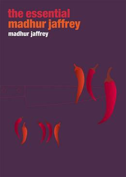 Cover of The Essential Madhur Jaffrey