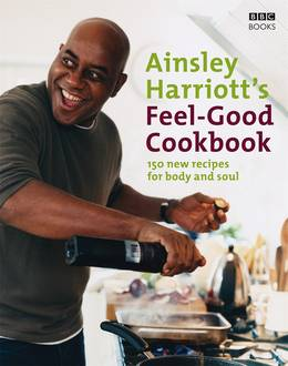 Cover of The Feel-Good Cookbook