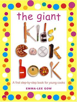Cover of The Giant Kids Cookbook