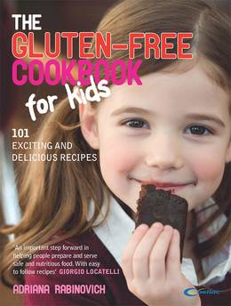 Cover of The Gluten-free Cookbook for Kids